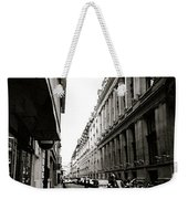 London Street Weekender Tote Bag