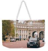 London Taxi Weekender Tote Bag