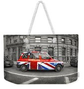 London's Calling Weekender Tote Bag