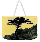 Lone Cypress Companion Weekender Tote Bag