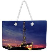 Lone Giant With Blue Sky Weekender Tote Bag