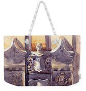 Lone Guardian Weekender Tote Bag by Max Good