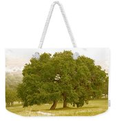 Lone Oaks Weekender Tote Bag