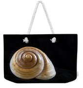 Lone Shell Weekender Tote Bag