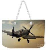 Lone Spitfire Weekender Tote Bag