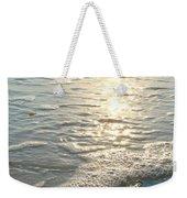 Lone Star On Lovers Key Beach Weekender Tote Bag by Olivia Novak