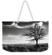 Lone Tree 2 Weekender Tote Bag