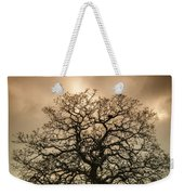 Lone Tree Weekender Tote Bag by Amanda Elwell