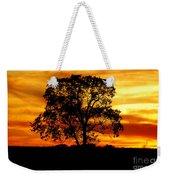 Lone Tree Weekender Tote Bag