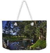 Lonely Creek Weekender Tote Bag