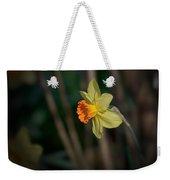 Lonely Daffodil Weekender Tote Bag