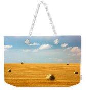 Lonely Fields Weekender Tote Bag