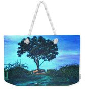 Lonely Giant Tree Weekender Tote Bag