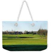 Lonely Golfer Weekender Tote Bag