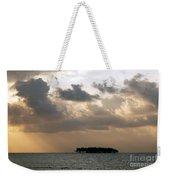 Lonely Island Weekender Tote Bag