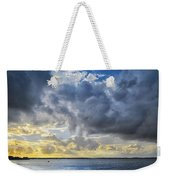 Lonely Kayak Weekender Tote Bag