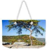 Lonely Lonesome Pine Weekender Tote Bag