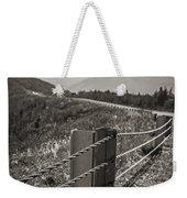 Lonely Mountain Road Weekender Tote Bag
