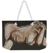Lonely Night - Nudes Gallery Weekender Tote Bag