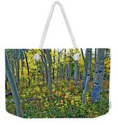 Lonely September Weekender Tote Bag
