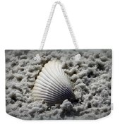 Lonely Shell Weekender Tote Bag