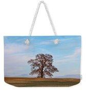 Lonely Tree Weekender Tote Bag