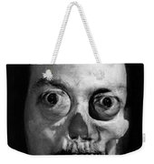 Lonely Zombie Weekender Tote Bag
