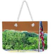 Lonestar Park - Backstretch - Photopower 2204 Weekender Tote Bag