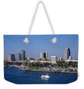 Long Beach Weekender Tote Bag