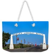 Long Beach Weekender Tote Bag