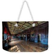 Long Gallery Weekender Tote Bag