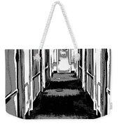 Long Hallway Weekender Tote Bag