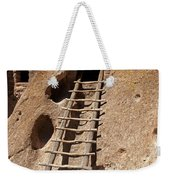 Long House Front Door Bandelier National Monument Weekender Tote Bag