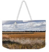 Long Marsh Dock Weekender Tote Bag