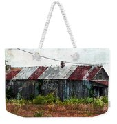Long Since Abandoned - Back To Nature Weekender Tote Bag