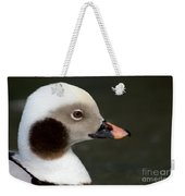 Long-tailed Duck Weekender Tote Bag