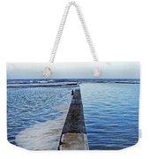 Long View To The Ocean Weekender Tote Bag