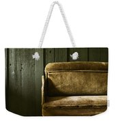 Long Wait Weekender Tote Bag