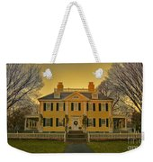 Longfellow House-cambridge Boston Weekender Tote Bag