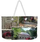 Longfellow's Grist Mill Weekender Tote Bag by Patricia Urato