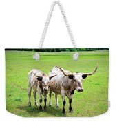 Longhorns Weekender Tote Bag