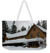 Longmire Inn   Winter 2013 Weekender Tote Bag