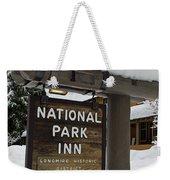 Longmire National Park Inn Weekender Tote Bag