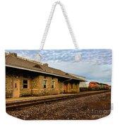 Longmont Depot Weekender Tote Bag