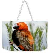 Lonley Bird Weekender Tote Bag