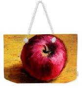 Look An Apple Weekender Tote Bag