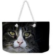 Look At Me Weekender Tote Bag