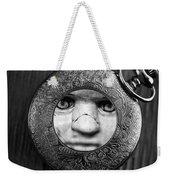 Look Behind You Weekender Tote Bag by Edward Fielding