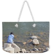 Look Close  Weekender Tote Bag
