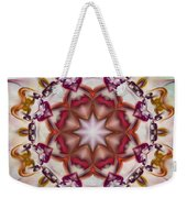 Look Into The Center Weekender Tote Bag
